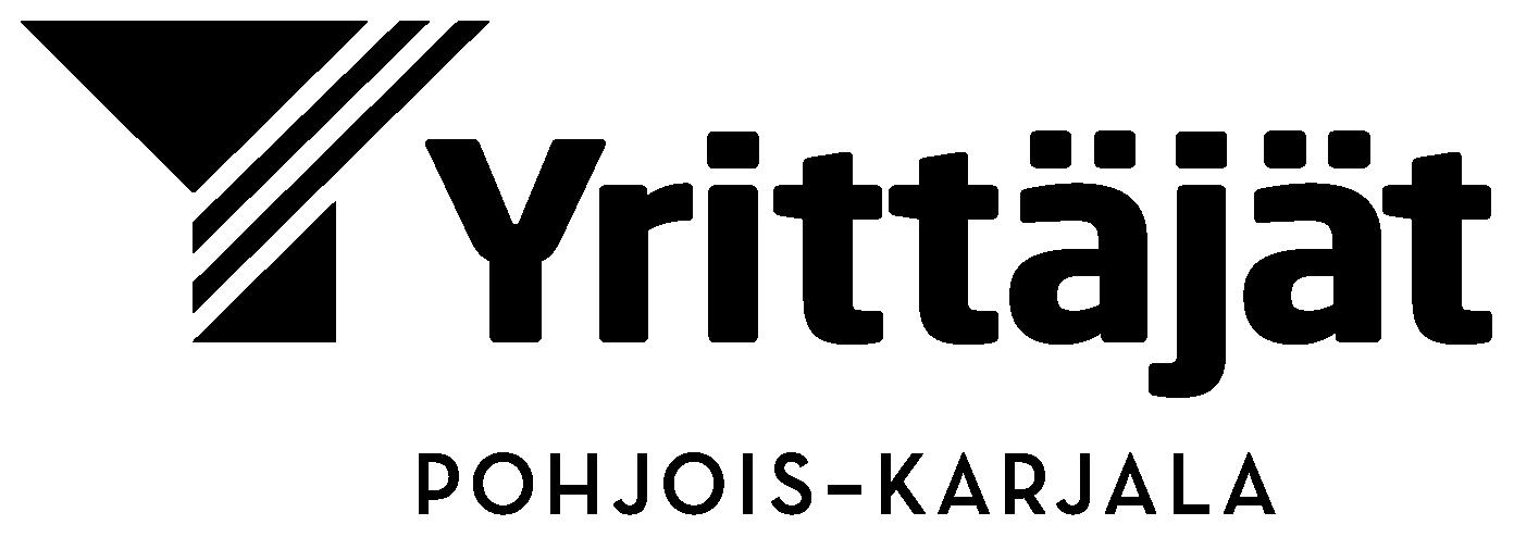 Pohjois-Karjalan yrittäjät logo