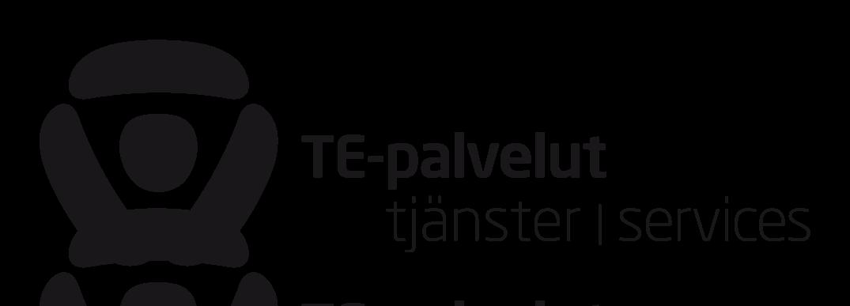 TE-palvelut logo
